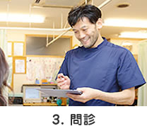 3. 問診